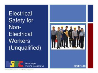 Electrical Safety for Non-Electrical Workers (Unqualified)
