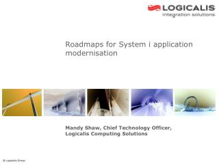 Roadmaps for System i application modernisation