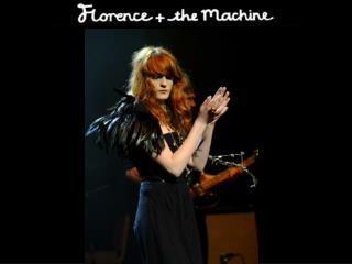 Florence and the Machine is an alternative  Indie  rock band.