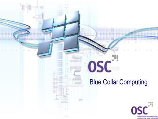 Blue Collar Computing