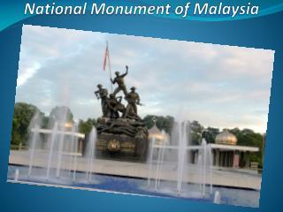 National Monument of Malaysia