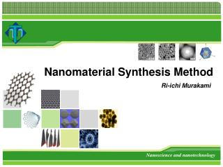 Nanomaterial Synthesis Method