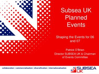 Subsea UK Planned Events