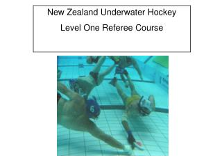 New Zealand Underwater Hockey Level One Referee Course