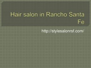 updos styles Rancho Santa Fe