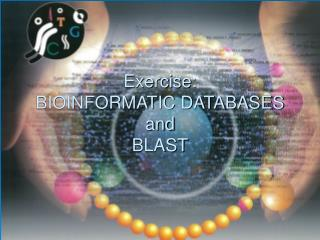 Exercise: BIOINFORMATIC DATABASES and BLAST