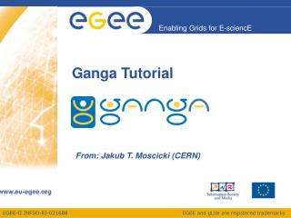 Ganga Tutorial