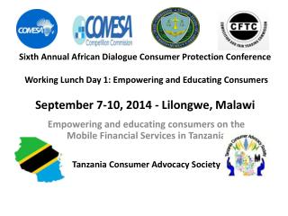 Empowering and educating consumers on the Mobile Financial Services in Tanzania