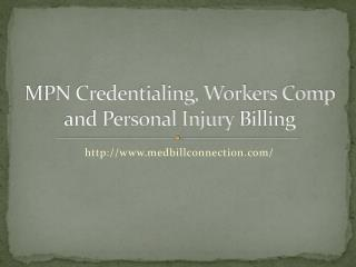 MPN Credentialing