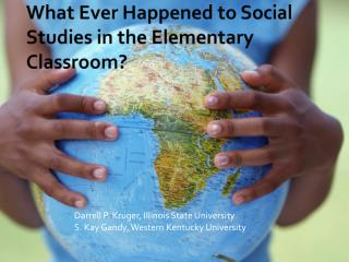 What Ever Happened to Social Studies in the Elementary Classroom?