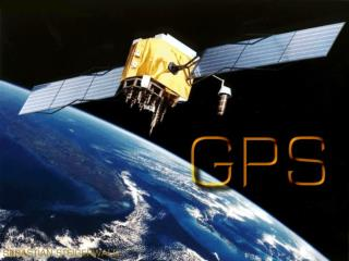 Das GPS-System ( NAVSTAR NAVigation System using Time And Ranging - Global Positioning System )
