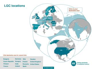 LGC locations