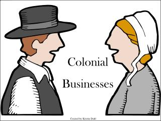 Colonial  Businesses