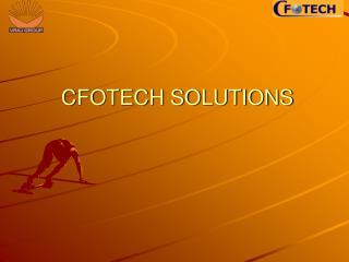 CFOTECH SOLUTIONS