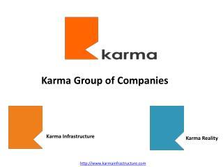 Karma Infrastructure