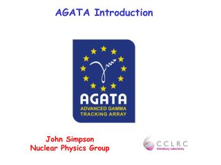 AGATA Introduction