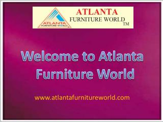 Home furniture in Mumbai -  Atlanta Furniture World