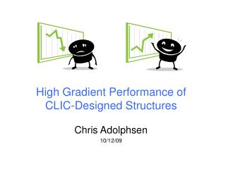 High Gradient Performance of CLIC-Designed Structures