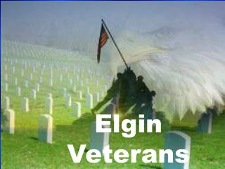 Elgin Veterans