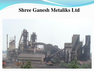 Shree  Ganesh Metaliks  Ltd