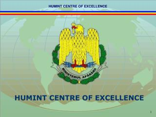 HUMINT  CENTRE OF EXCELLENCE