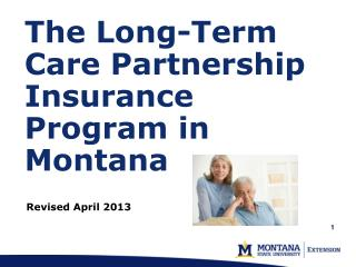 The Long-Term Care Partnership Insurance Program in Montana