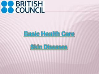Basic Health Care Skin Diseases
