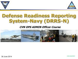 CVN OPS ADMIN Officer Course