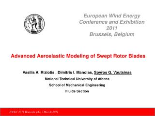 Advanced Aeroelastic Modeling of Swept Rotor Blades