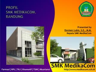 PROFIL  SMK MEDIKACOM. BANDUNG