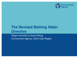 The Revised Bathing Water Directive