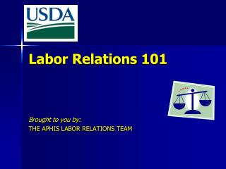 Labor Relations 101