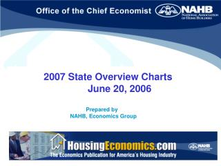 2007 State Overview Charts                                June 20, 2006 Prepared by