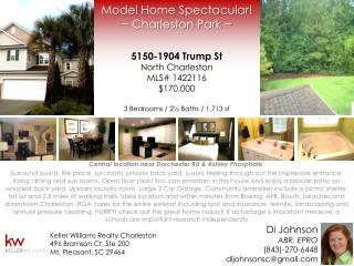 Model  Home Spectacular ! ~ Charleston Park ~