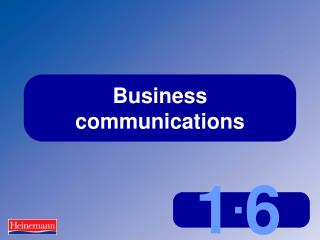 PPT - NEC UNIVERGE SV9500 Communications for Government and