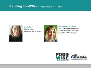 Healthy Schools -  We re All in this Together