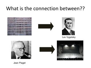 What is the connection between??