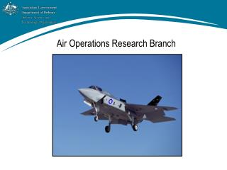 Air Operations Research Branch
