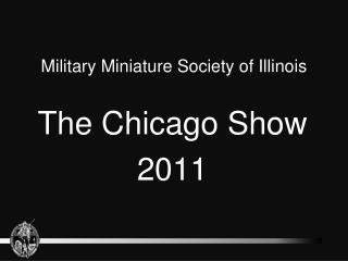 Military Miniature Society of Illinois