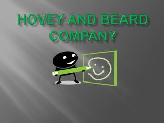 Hovey and Beard Company