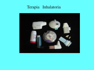 Terapia   Inhalatoria
