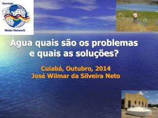 Água quais são os problemas e quais as soluções?