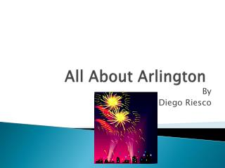 All About Arlington