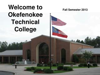 Welcome to Okefenokee Technical College