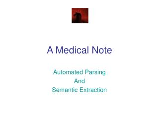 A Medical Note