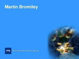 Martin Bromiley