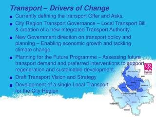 Transport – Drivers of Change
