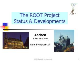 The ROOT Project Status & Developments