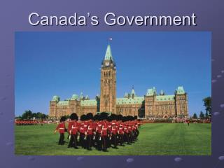 Canada's Government