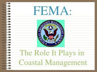 FEMA :